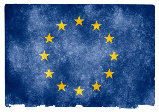 EU Grunge Flag © Nicolas Raymond / freestock.ca / CC BY 3.0, http://creativecommons.org/licenses/by/3.0/deed.en_US
