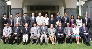 Taiwan 2nd Tack Dialogue - Group Photo - Participants of the 11th Symposium on »The Taiwan Issue in China-Europe Relations« - 2014