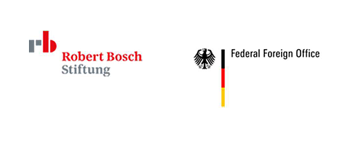 BCAS 2018 - Federal Foreign Office / Robert Bosch Stiftung (Logos)