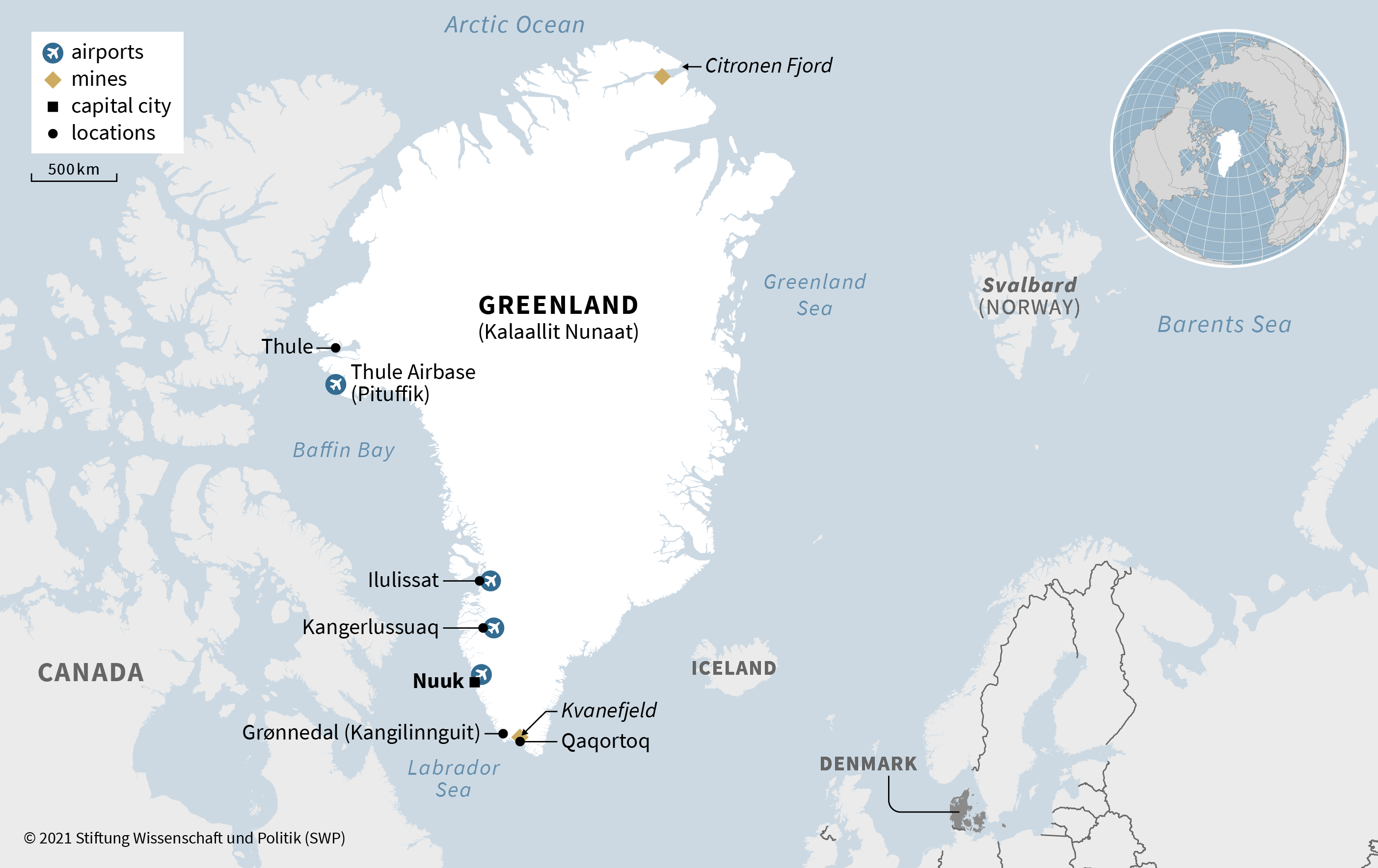Greenland's Project Independence - SWP