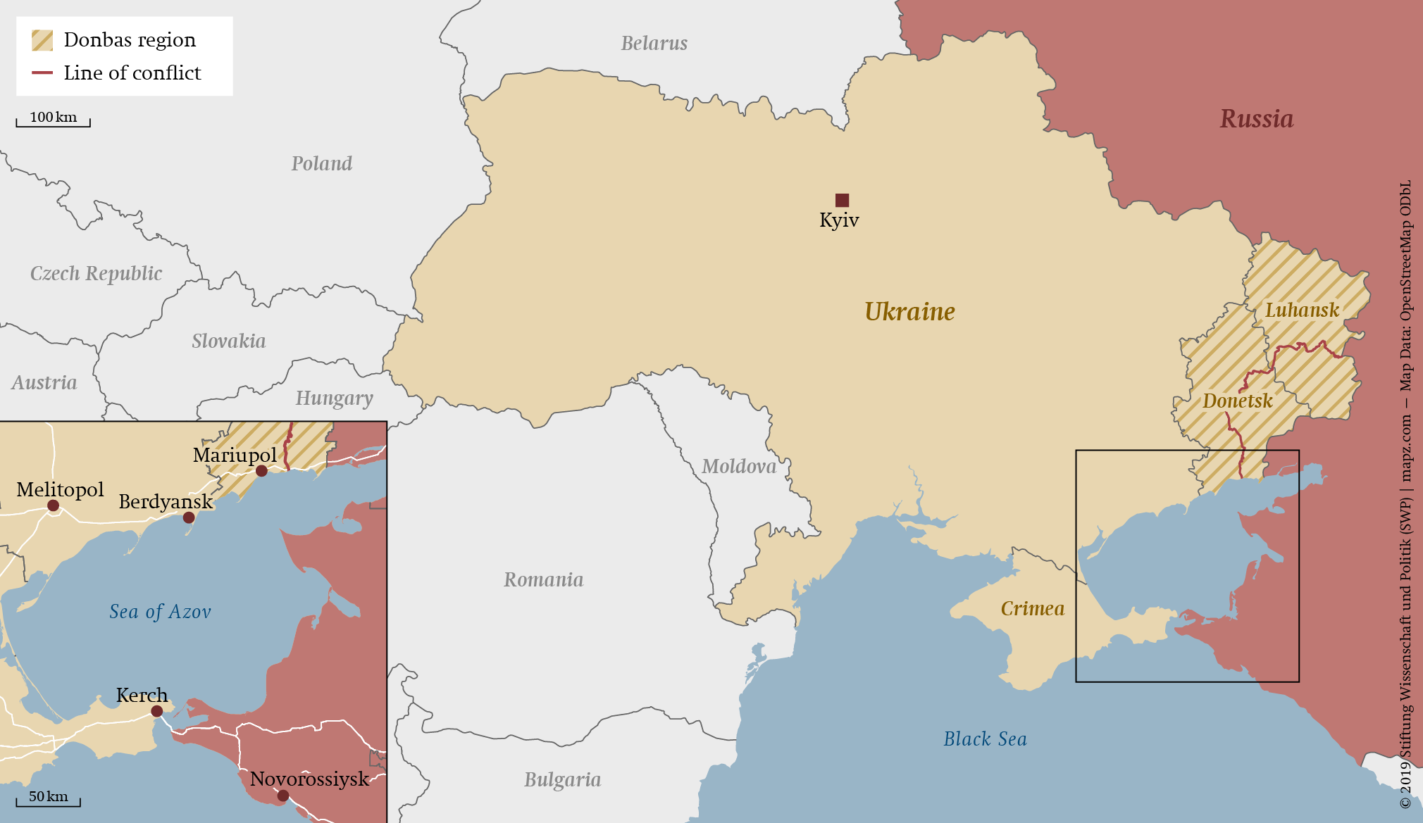 The Donbas Conflict - SWP